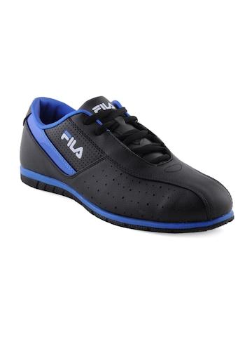 Fila Men Cicadeo Black Casual Shoes