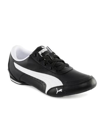Puma Men Racer Black Shoes