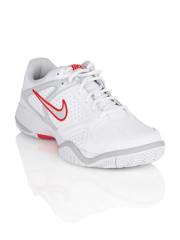 Nike Men City Court VI White Sports Shoes
