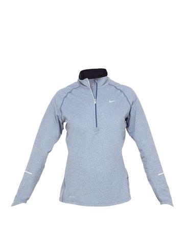 Nike Women Grey Sweatshirt