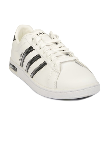 Adidas Men Derby II White Sports Shoes