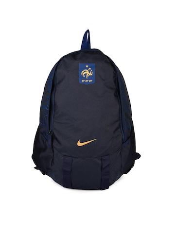 Nike Unisex Blue Football France Striker Backpack