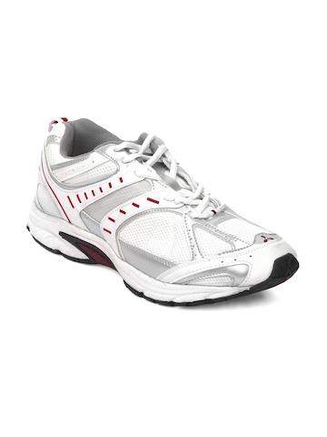 Spinn Men Bostern Road White Sports Shoes