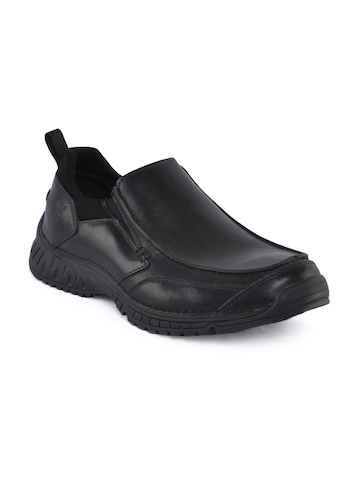 Timberland Men Black Casual Shoes