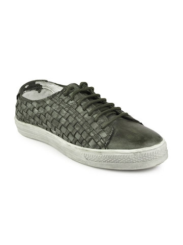 Playboy Men Casual Grey Casual Shoes