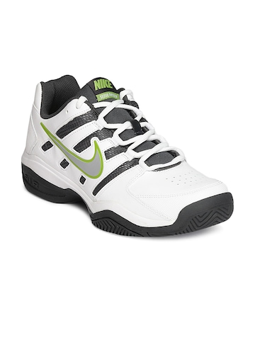 Nike Men White Sports Shoes