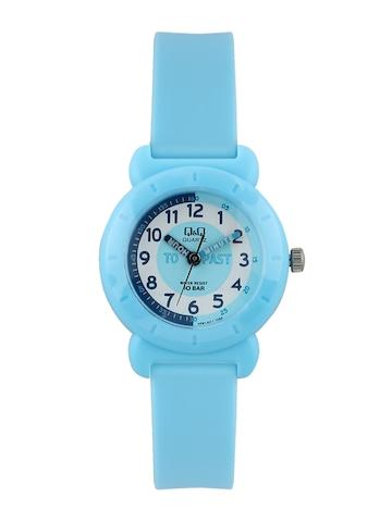Q&Q Kids Unisex Blue Dial Analog Watch