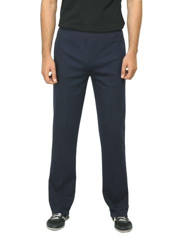 Proline Men Navy Blue Track Pants