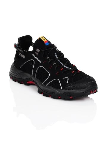 Salomon Men Techamphibian 3 Black Sports Shoes