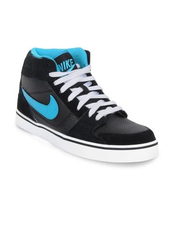 Nike Men Black Shoes