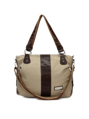 Lino Perros Women Classic Off White Handbag
