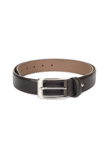Peter England Men Brown Belt