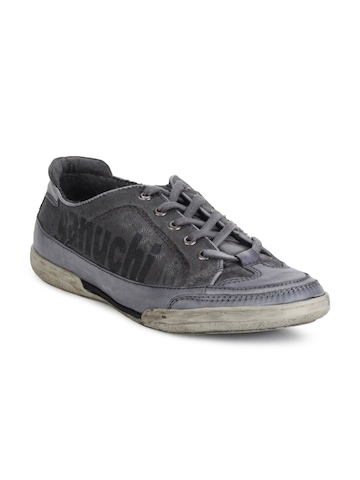 Ganuchi Men Blue Casual Shoes