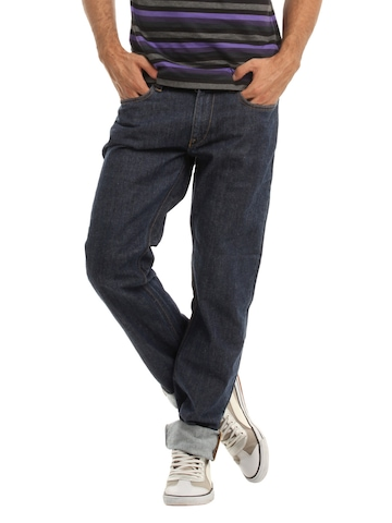 French Connection Men Blue Jeans