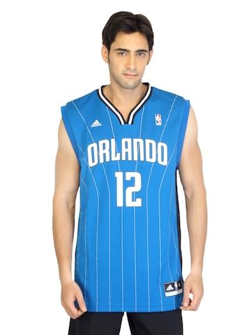 Adidas Men Orlando Blue Jersey