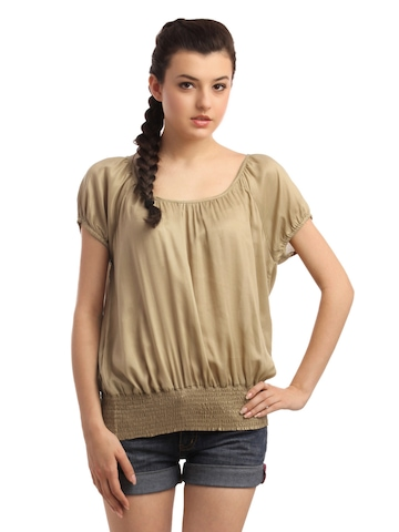 ONLY Women Brown Top