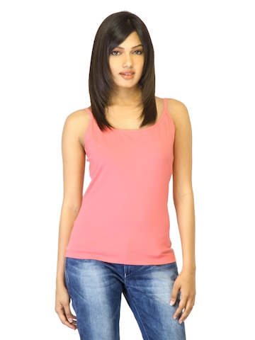 United Colors of Benetton Women Pink Top