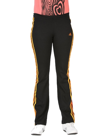Adidas Women's Sunset Lycra Fit Track Pants