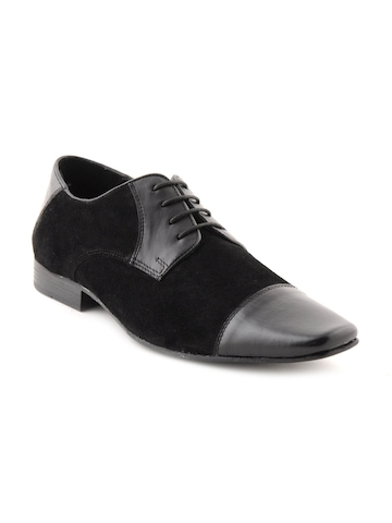 Red Tape Men Casual Black Shoes