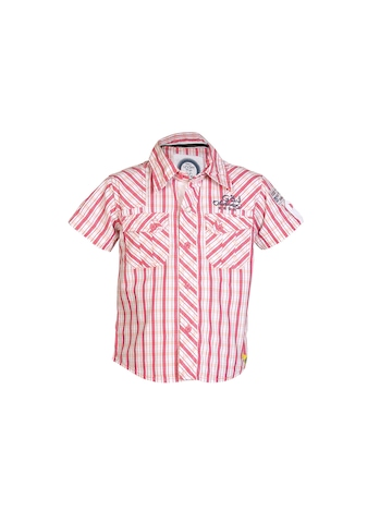 Gini and Jony Boys Authentic Red Shirt