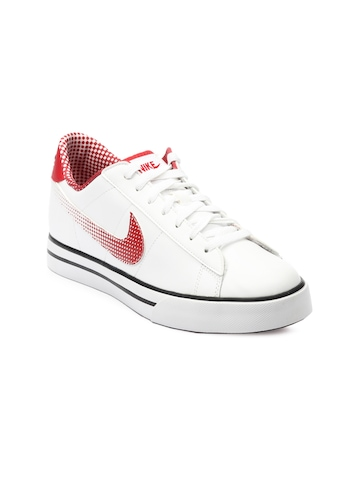 Nike Unisex Sweet Classic Leather White Casual Shoes