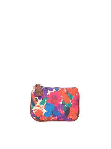 Pieces Women Multi Coloured Purse