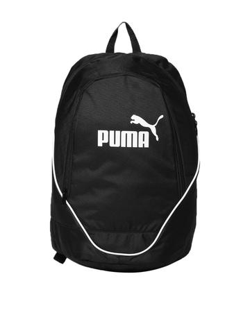 Puma Unisex Black Backpack