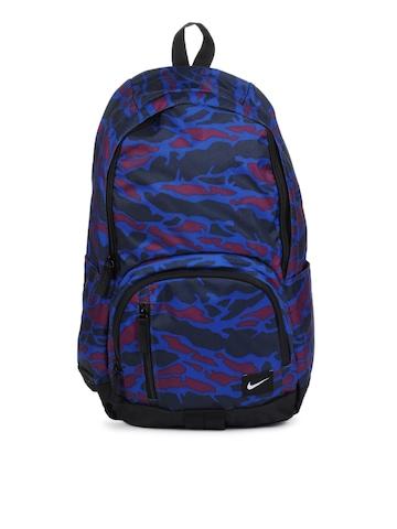 Nike Unisex Blue Backpack