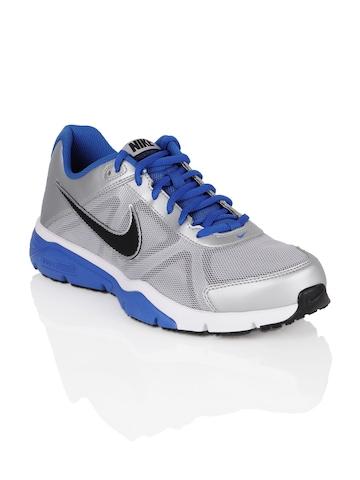 Nike Men Dual Fusion TR III Grey Sports Shoes