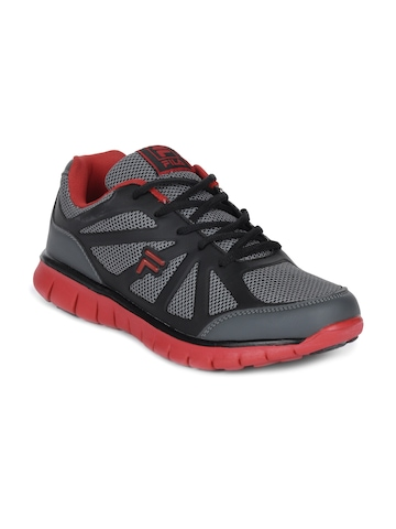 Fila Men Grey Ultralite Sports Shoes