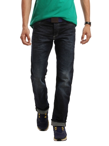 Jack & Jones Men Blue Jeans