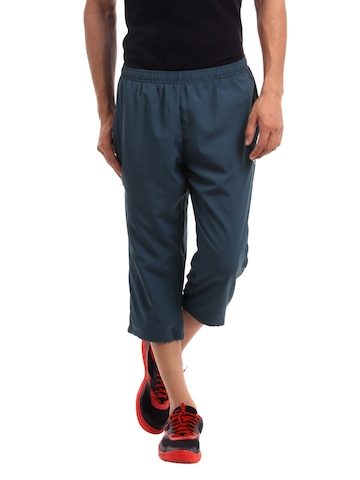 Puma Men Blue Track Pants