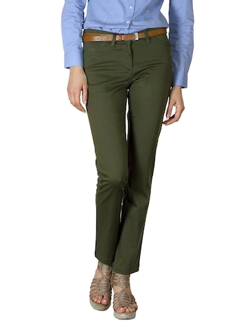 Arrow Woman Olive Trousers