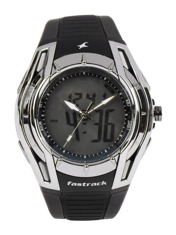 Fastrack Men Grey Dial Watch