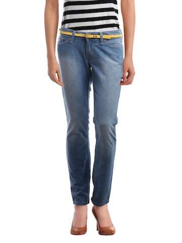 Denizen Women Blue Jeans