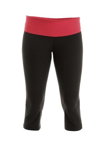 Nike Womens Black Capris