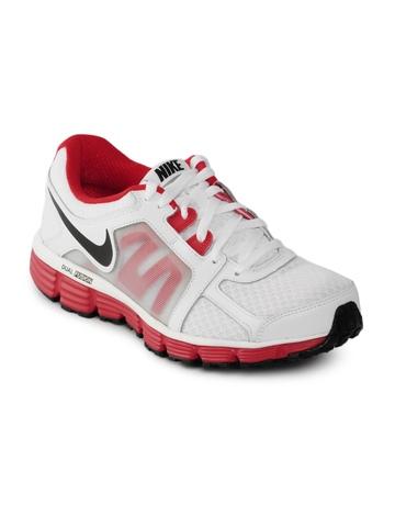 Nike Men Dual Fusion White Sports Shoes