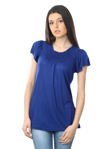Scullers For Her Navy Blue Top