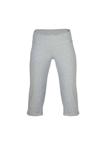 Nike Women Regular Grey Capris