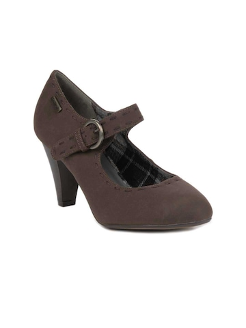 Catwalk Women Brown Heels