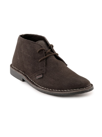 Red Tape Men Casual Brown Shoes