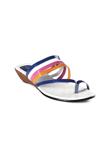 Senorita Women Multi Coloured Flats