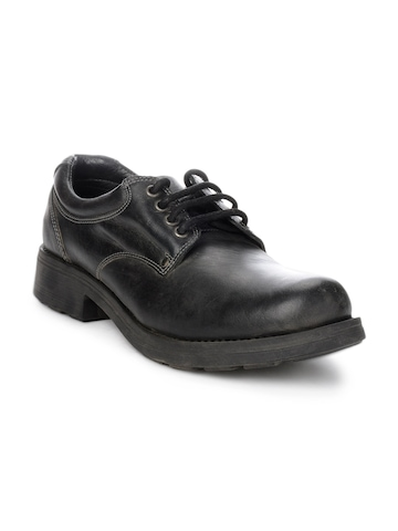 Ganuchi Men Black Shoes