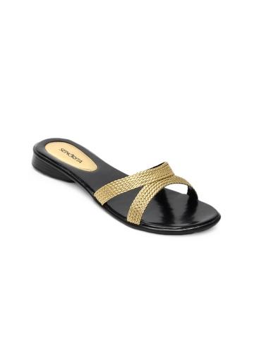 Senorita Women Black Flats