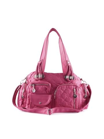 Kiara Women Classic Pink Handbag