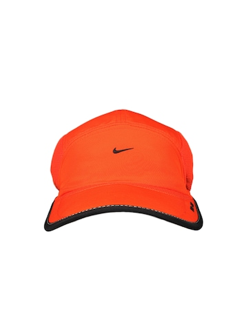 Nike Unisex Orange Daybreak Cap