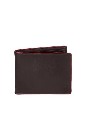 Lino Perros Men Brown Wallet