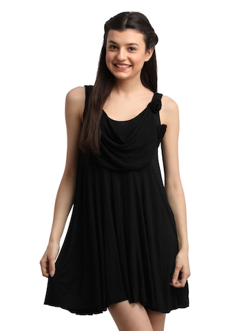 Remanika Women Black Tunic