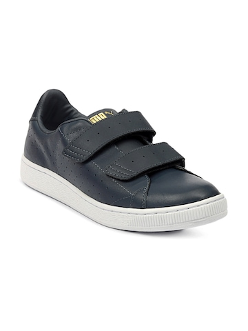 Puma Men Navy Blue Madison Classic Shoes