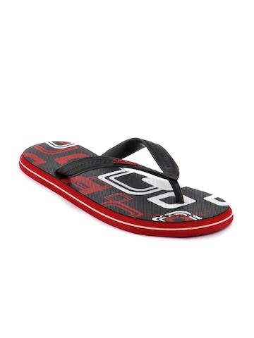Converse Unisex Casual Red Slipper